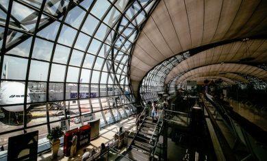 Aeropuerto Internacional Suvarnabhumi