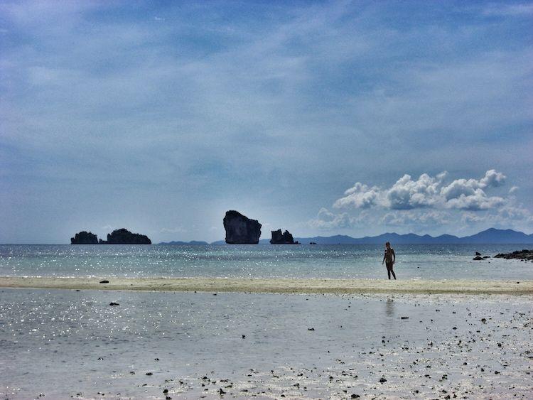 tour de las cuatro islas en krabi